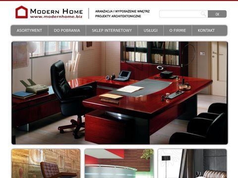Modern Home meble biurowe
