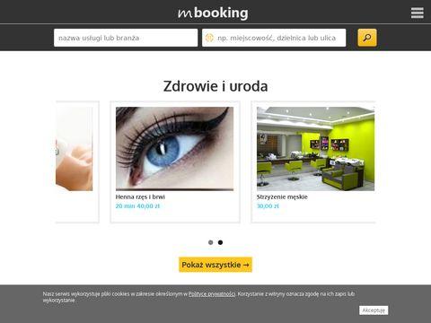 Mbooking.pl system rezerwacji online