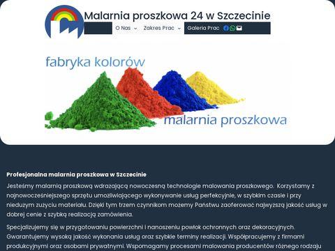 Malarniaproszkowa24.pl