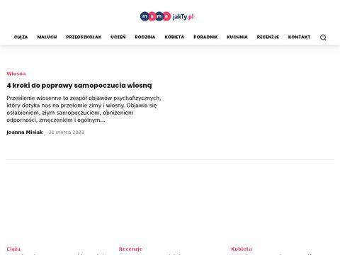 Mamajakty.pl portal przyszłych mam