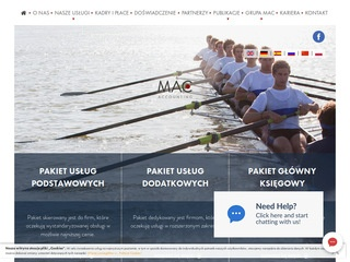 Macaccounting.pl - outsourcing księgowości