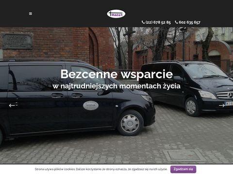 Madar-uslugi-pogrzebowe.pl Warszawa