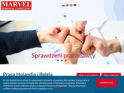 Marvelpc.eu - oferty pracy za granicą