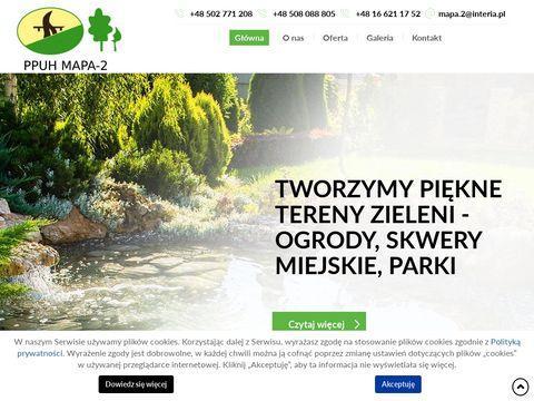 Mapa-2.pl ogrodnik Przeworsk