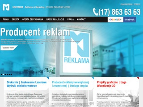 Media-kiwi.pl - agencja reklamowa