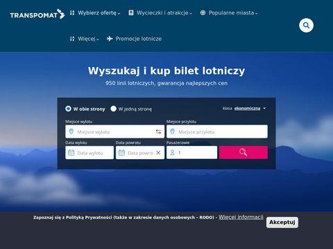 Bilety lotnicze online - Lotnicze-Bilety.pl