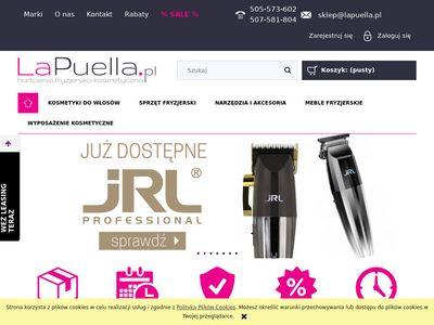 Lapuella.pl Kosmetyki do włosów kręconych
