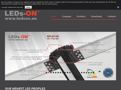 Ledson - sklep z lampami nowoczesnymi