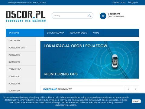 Oscor.pl kamery szpiegowskie