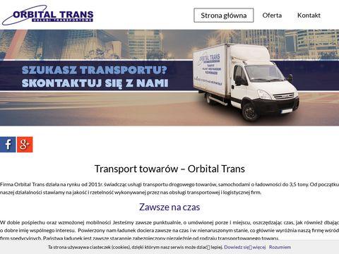 Orbital Trans obsługa transportowa