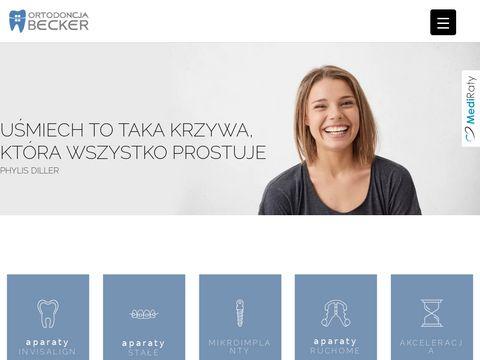 Becker ortodonta Bielsko Biała