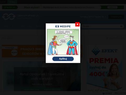 Opiekunkowo.pl oferty pracy