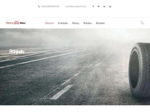 Oponyin.pl sklep internetowy