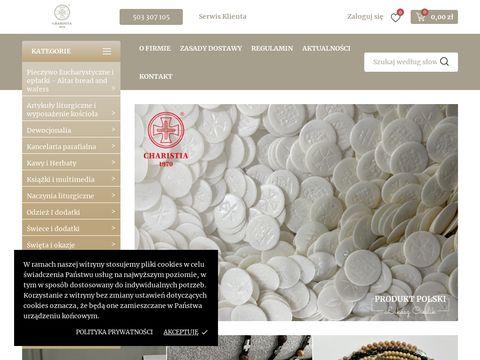 Oplatki-charistia.pl komunikanty