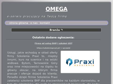 Omega-Accounting biuro rachunkowe Warszawa