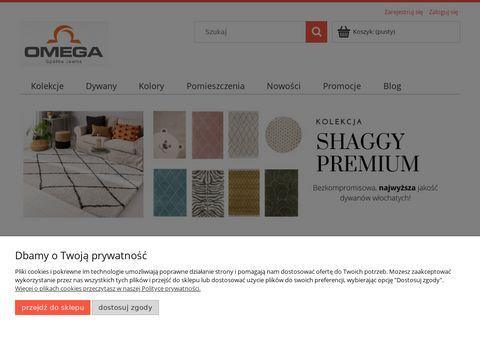 Omega-dywany.pl nowoczesne