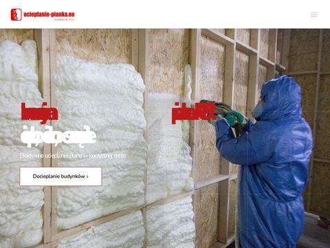Ocieplanie-pianka.eu PUR - Symeria Białystok