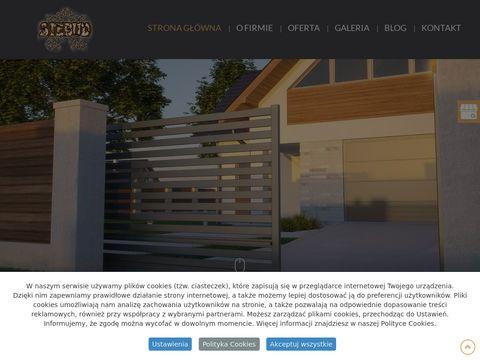 Stębud ogrodzenia metalowe Wrocław