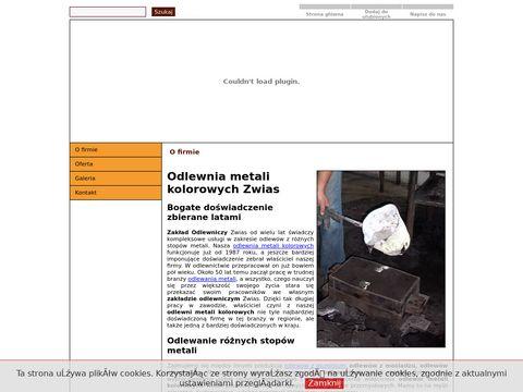 Odlewnia-zwias.pl
