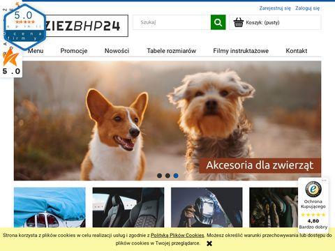 Odziezbhp24.pl odzież medyczna