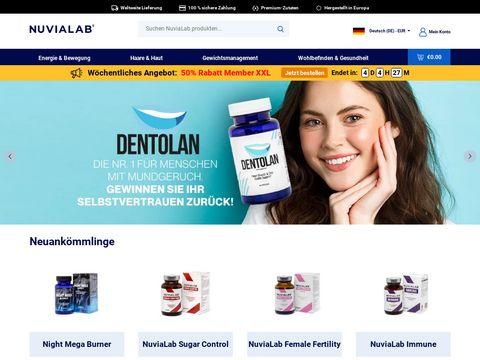 Nuvialab.pl - najlepsze kosmetyki