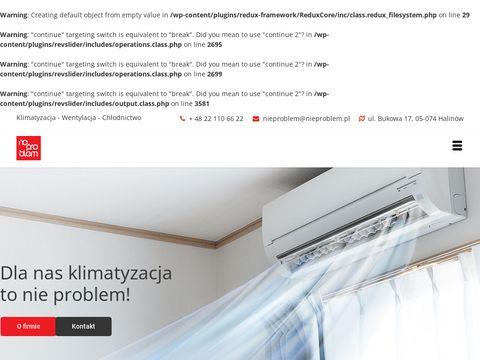 Nieproblem.pl - klimatyzacja Warszawa