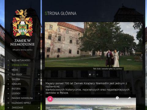 Niemodlinzamek.pl - oficjalna strona zamku