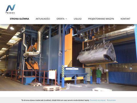 Nobos.pl piece przemysłowe