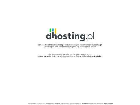 Nowaksienkiewicz.pl leczenie kanałowe pod mikroskopem