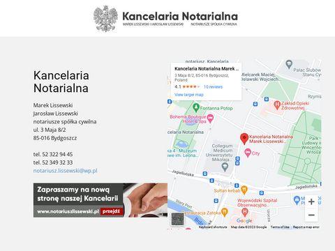 Kancelaria Notarialna Lucyna Lissewska
