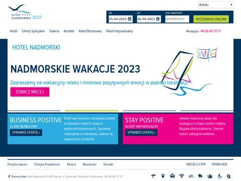 Nadmorski.pl konferencja Gdynia