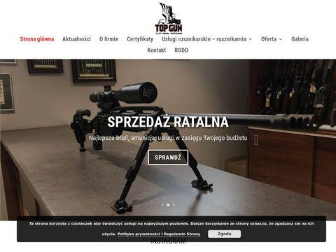 Naprawabroni.pl Top Gun malowanie cerakote
