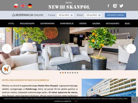 Newskanpol.pl hotel w Kołobrzegu promocje