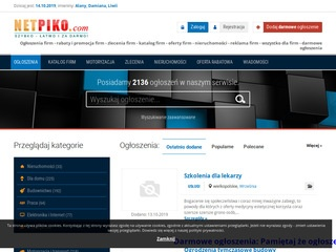 Portal Netpiko - artykuły dla każdego