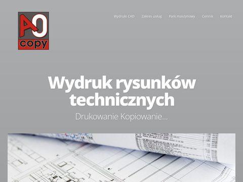 A0copy.pl skan Chorzów