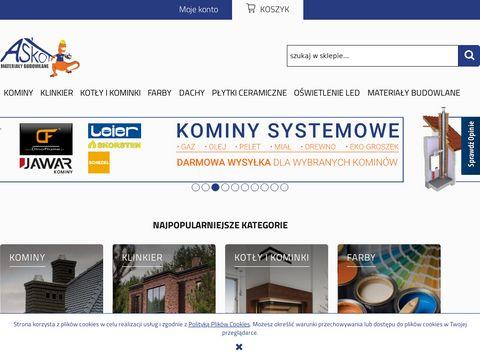 Askot.krakow.pl materiały budowlane