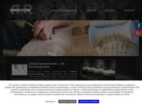 AR - kamieniarstwo