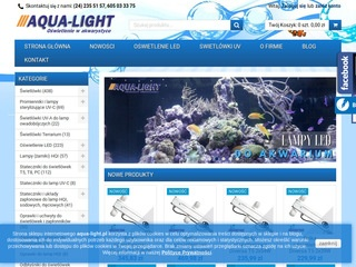 Aqua-Light lampy do akwarium