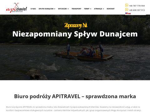 Api-travel.pl wycieczka spływ dunajcem Zakopane