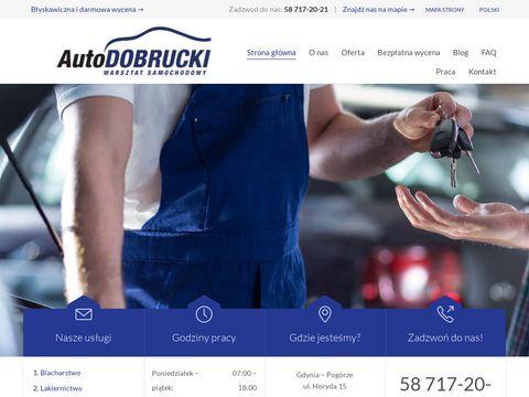 Autodobrucki.pl pojazdy