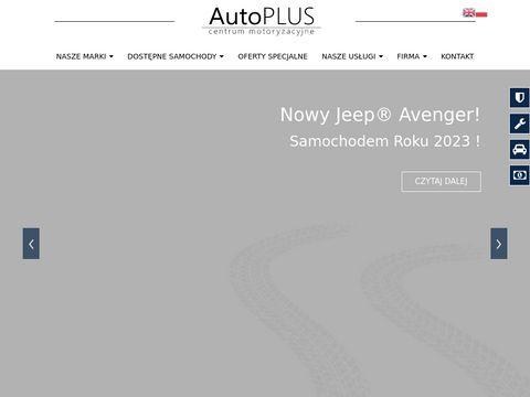 Autoplus.com.pl Jeep pomorskie