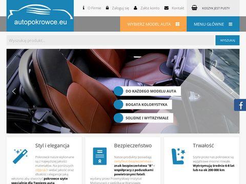 Autopokrowce.eu samochodowe