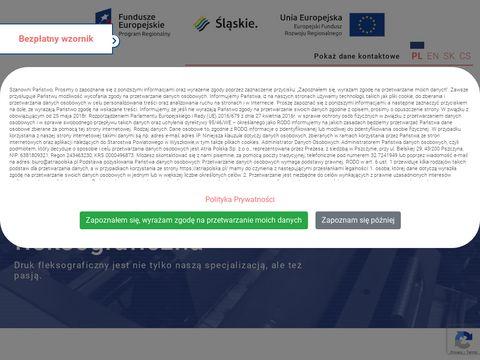 Atria Polska etykiety foliowe