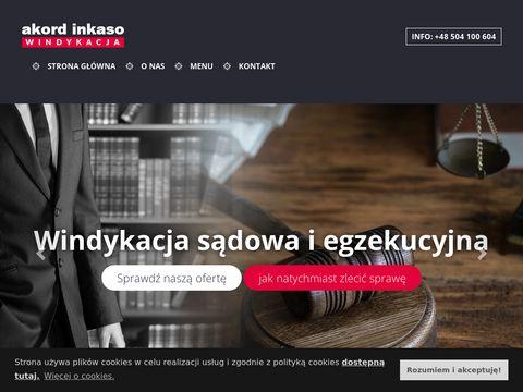 Akordinkaso.pl firma windykacyjna