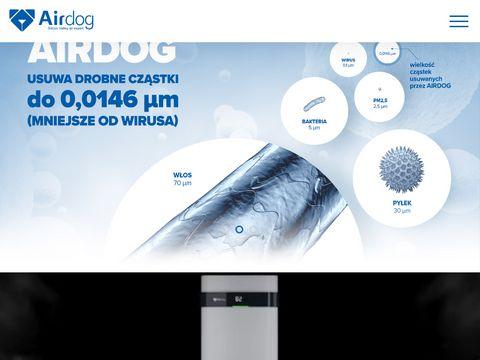 Airdog.pl oczyszczacz powietrza z jonizatorem