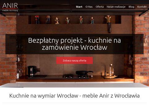 Anir.pl meble na wymiar Wrocław