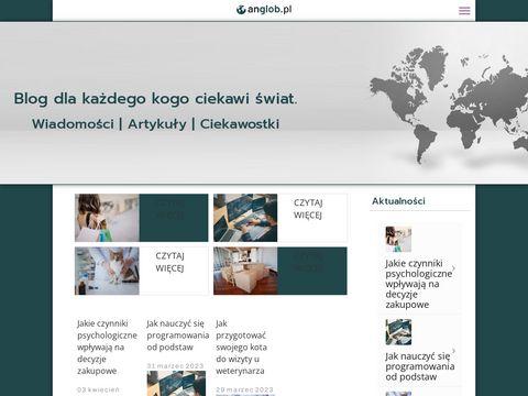 Anglob.pl najlepsze słuchawki