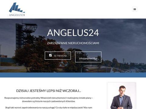 Angelus24.pl zarządca nieruchomości Katowice