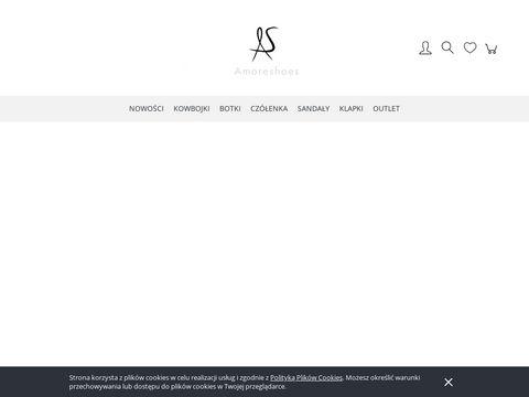 Amoreshoes.pl sklep z butami