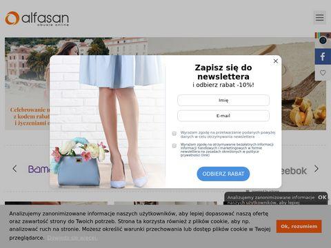 Alfasan.pl obuwie